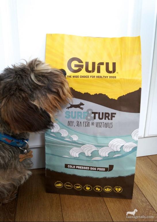 Guru Dog Food