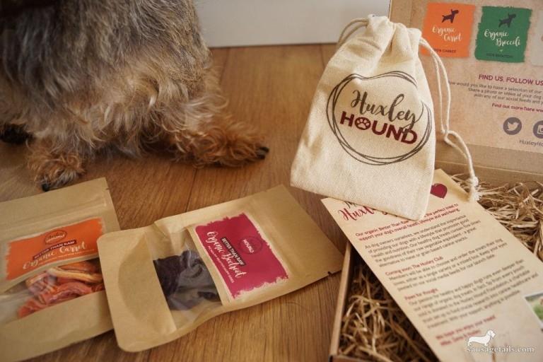 Huxley Hound Treats