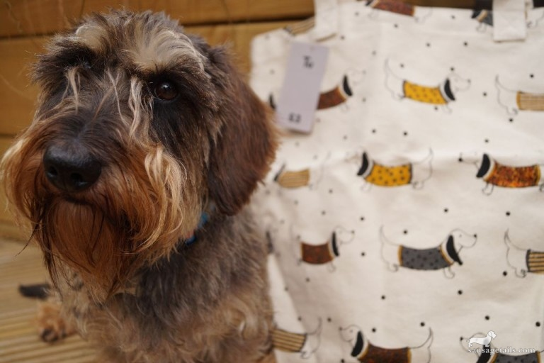 Sainsburys Sausage Dog Bag