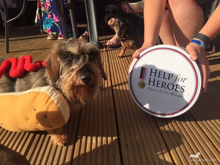 Help for Heroes BBQ