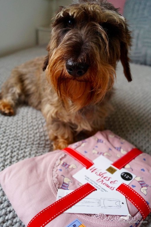 Marks & Spencer Sausage Dog Pyjamas