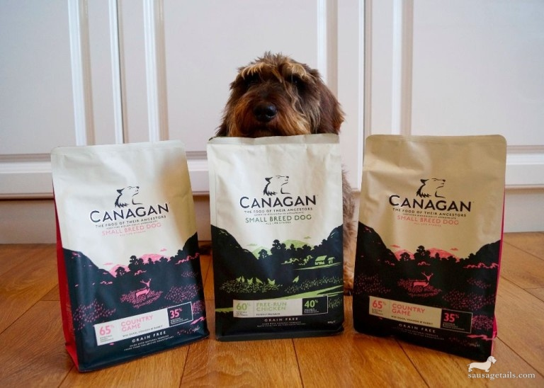 Canagan Dog Food