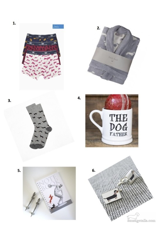 Dachshund Christmas Gift Guide