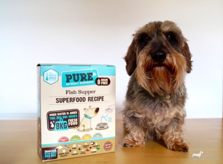 Pure Pet Food Fish Supper