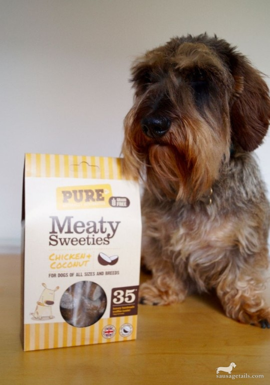 Pure Pet Food Meaty Sweeties