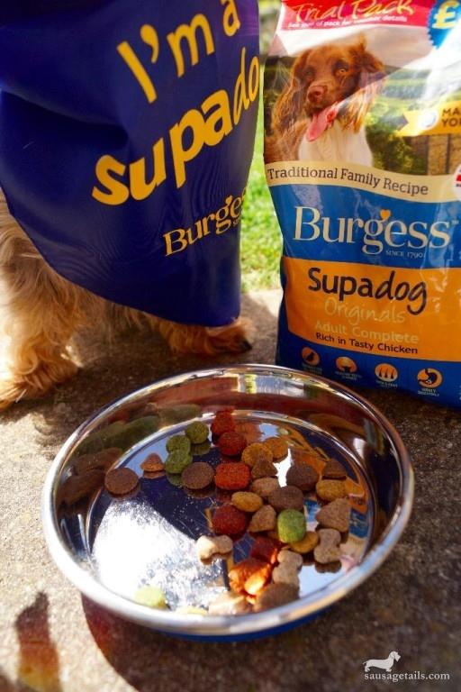 Burgess Supadog Food