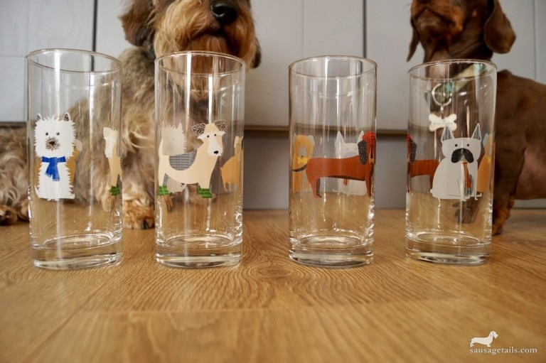 Sausage Dog Glasses