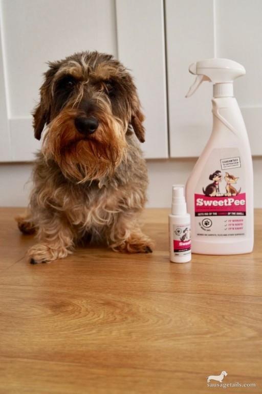 SweetPee Pet Spray